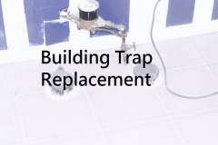 Building trap Replacement in Ottawa