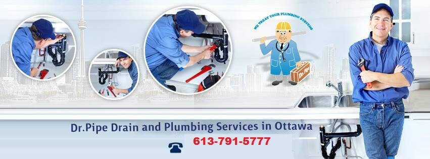 Dr. Pipe Ottawa Plumbing and Drain Services