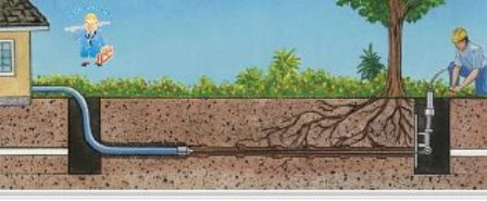 Trenchless Drain Replacement